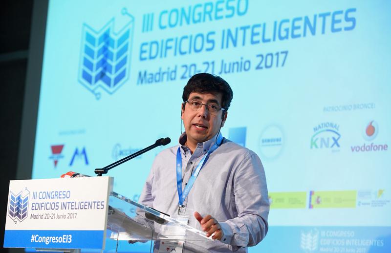 Sergio Rojas, Secretario General de CEDIA