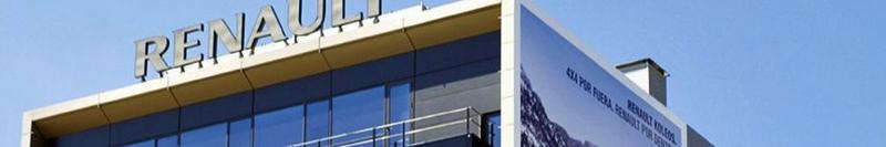 Oficinas de Renault