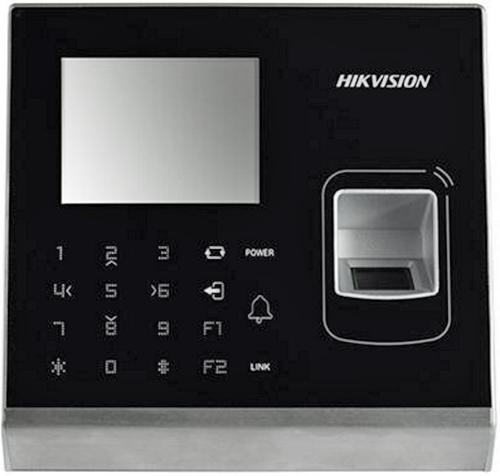 Control de accesos de Hikvision