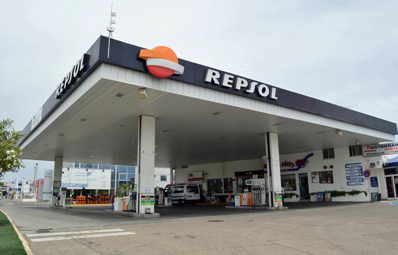 Gasolinera del grupo empresarial Zoilo Ríos en la que se ha llevado a cabo la monitorización.