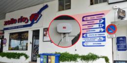 Control y monitorización de vehículos en una gasolinera con tecnología IoT de Libelium