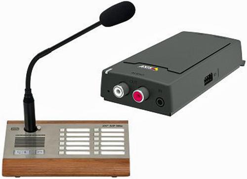 Sistemas de audio de Axis