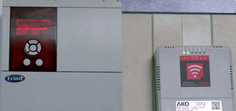 Control de la temperatura en los laboratorios