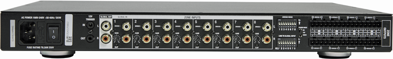 Switcher Triad AMS-8 Audio Matrix