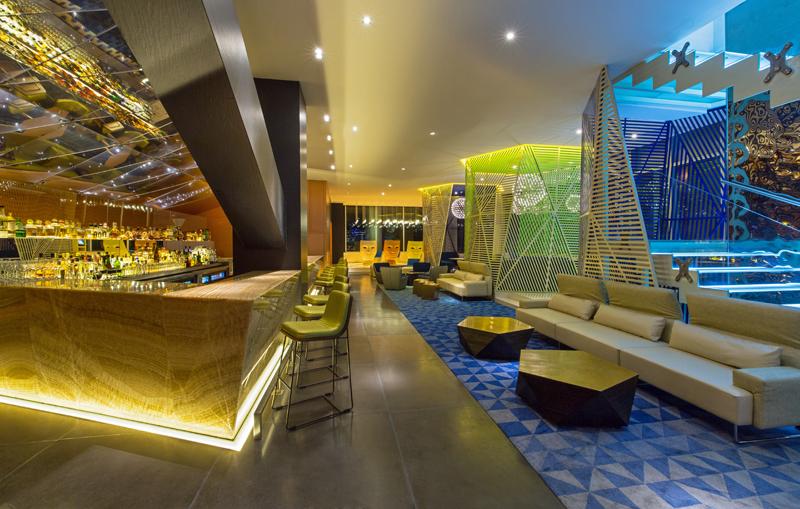 Bar del Hotel W México City