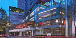 El Hotel W México City renueva sus instalaciones tecnológicas integrando un sistema domótico KNX