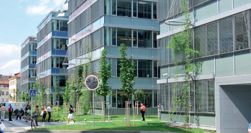 BMS y KNX en edificios