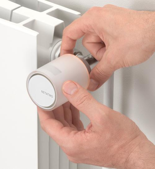 Válvula Inteligente para radiador de Netatmo