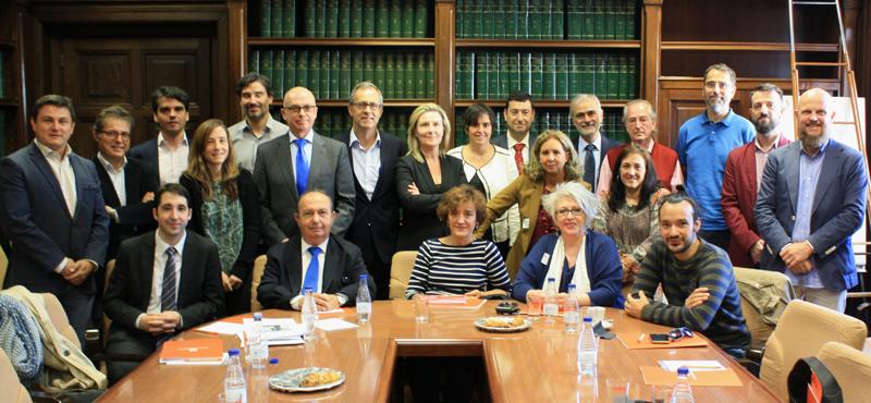 Foto familia del Comité Técnico EECN