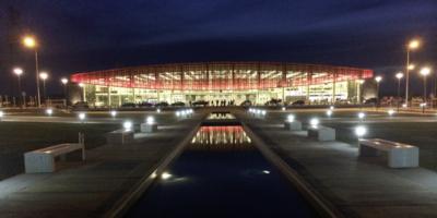 Automatización de climatización e iluminación integrada en KNX en el Aeropuerto La Araucanía de Chile