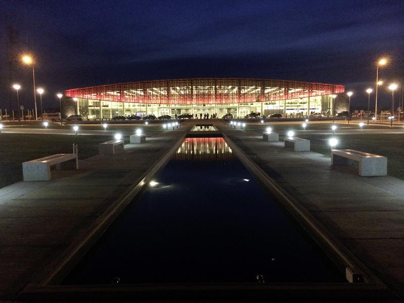 Aeropuerto La Araucanía de Chile