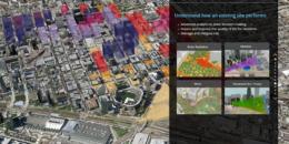 El poder del análisis espacial en edificios inteligentes