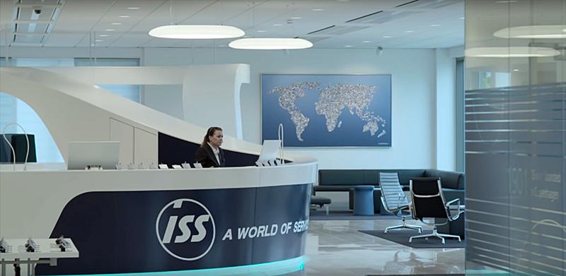 Figura 3. Oficinas centrales ISS, ejemplo de edificio conectado.
