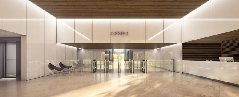 Figura 3. Oxxeo lobby.