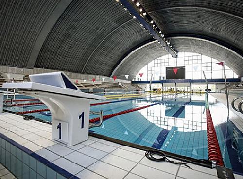 Complejo de piscinas CSÁSZAR KOMJADI de Budapest