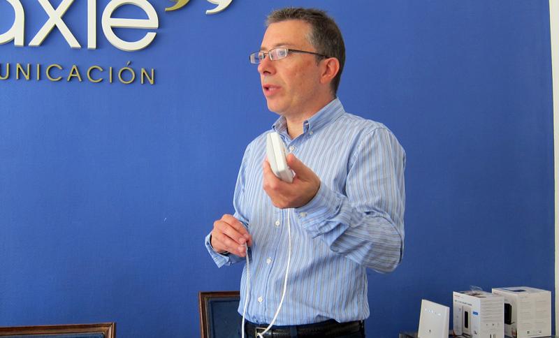 Ángel del Castillo, Director Técnico de Honeywell