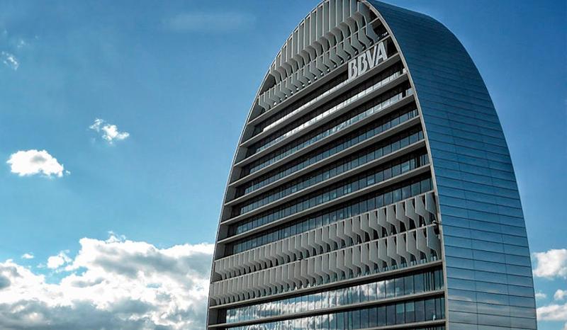 Edificio de la Vela del BBVA