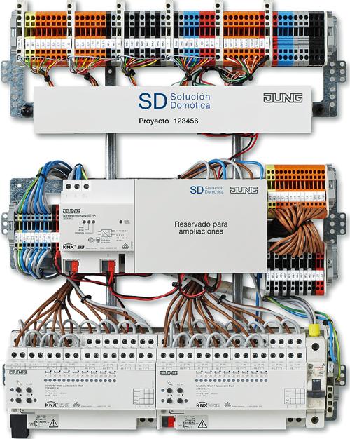 SD Solución Domótica