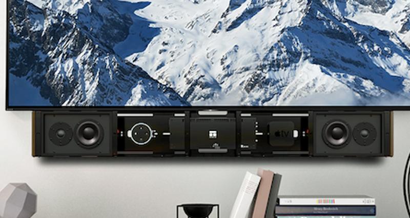 Barra de sonido Horizon Interactive Fit de Leon Speaker