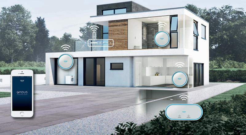 Grohe presenta sus sistemas inteligentes de seguridad y - Sistemas de seguridad ...