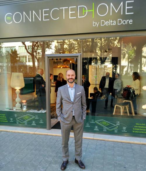 Showroom de Delta Dore