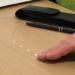 Loxone Touch Surface, un pulsador que se integra en el mobiliario y permite el control domótico