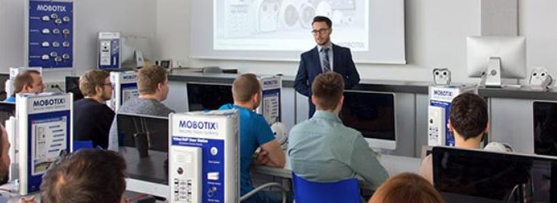 Seminarios de formación de MOBOTIX