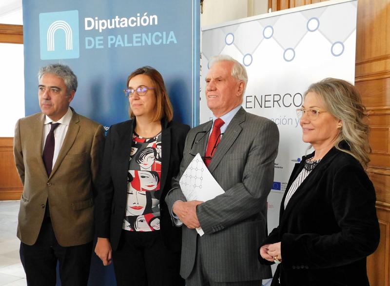 Presentación resultados Palacio Provincial Palencia