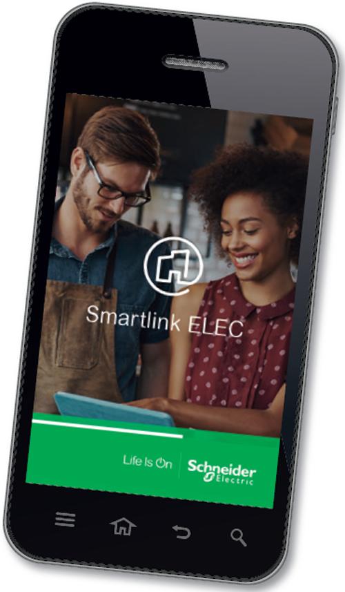 SmartLInk ELEC de Schneider Electric