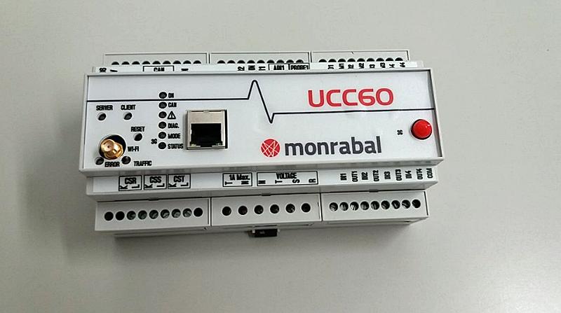 Controlador Monrabal