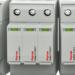 Nueva línea de protectores contra sobretensiones de Raycap en formato carril DIN