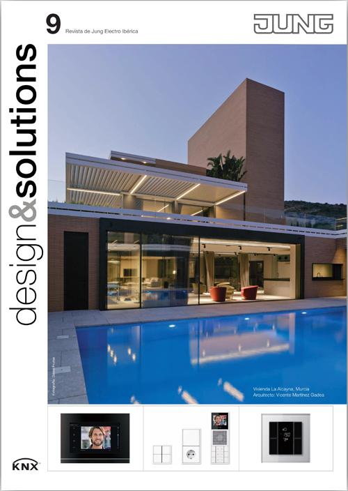 Revista Design&Solutions de Jung