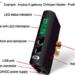 Pasarela X-gateway de Anybus CANopen para comunicar con otras redes o buses de campo