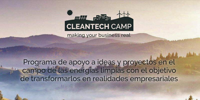 Tercera edición Cleantech Camp
