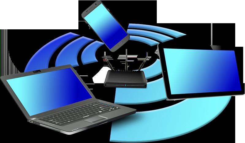 Internet en el hogar