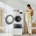 LG TWINWash, una lavadora con conectividad wifi para controlarla a distancia