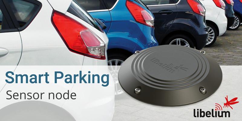 Sensor Smart Parking