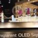 Pantallas transparentes, flexibles y sin bordes son la propuesta de LG para la señalización digital del futuro