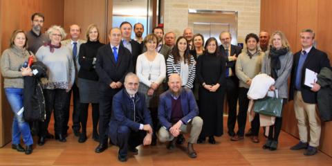 Primera reunión Comité Técnico IV Congreso Edificios Inteligentes