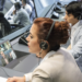 Nuevo pupitre de intérprete intuitivo para el Sistema de Conferencias basado en IP DICENTIS de Bosch