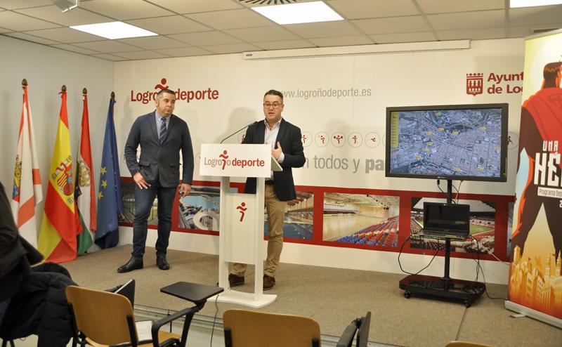 Presentación de las visitas virtuales del Ayuntamiento de Logroño