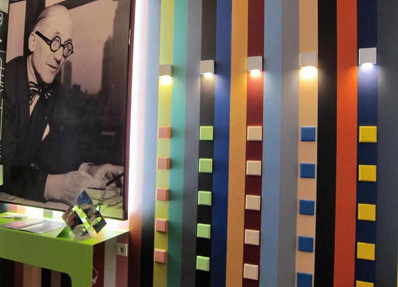 Colores de Le Corbusier