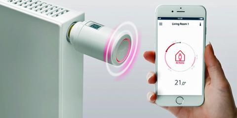 Danfoss amplía su catálogo de calefacción inteligente con un termostato y un sistema de control