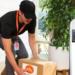 Sistema de entrega segura de paquetes en el hogar a través de la plataforma August Access