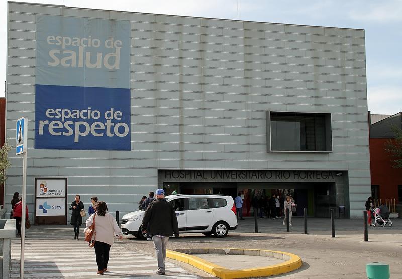Hospital Universitario Río Hortega de Valladolid