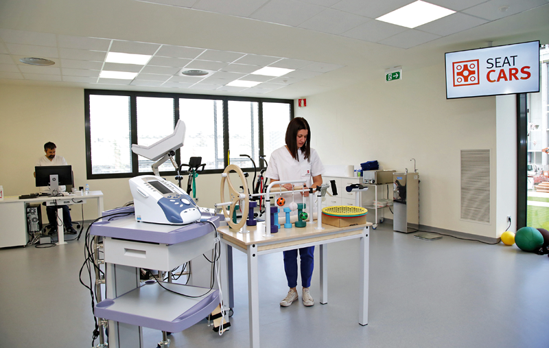 Laboratorio biomecánico