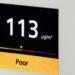Un sensor basado en tecnología láser que mide la contaminación del aire en edificios