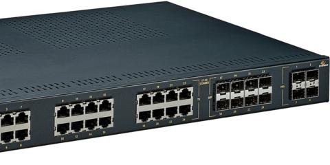 Nuevos switches de EtherWAN Systems con 28 puertos para garantizar la conexión red core