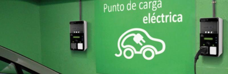 Cargador inteligente de vehículos eléctricos Viaris Combi
