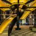 Detección de incendios, control de accesos, megafonía y videovigilancia de Bosch en el hotel Golden Tower Panamá